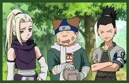 Choji équipe 10